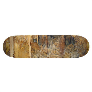 Archway of Cavern Flowers Skateboard Deck