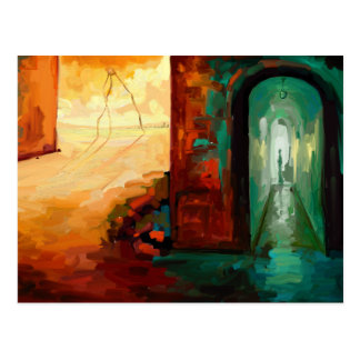 Archway Postcard