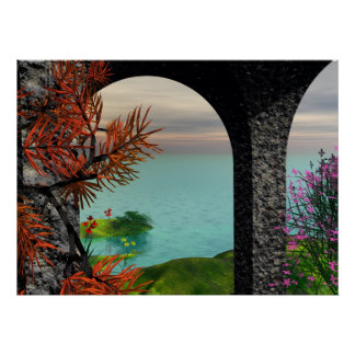 Archway  ~Print~ Poster