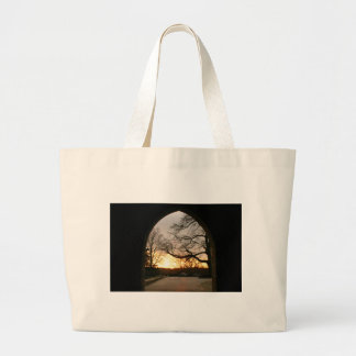 Archway Sunset Large Tote Bag