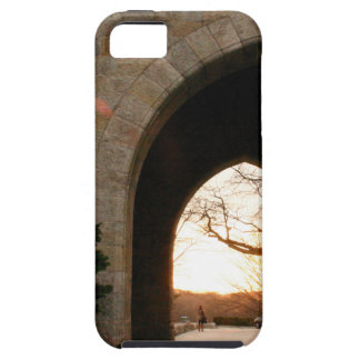 Archway Sunset With Bush iPhone SE/5/5s Case