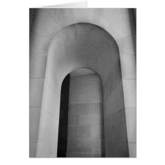 Archway - Washington, DC Card