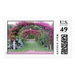 Archways at Elizabeth Park Postage Stamp