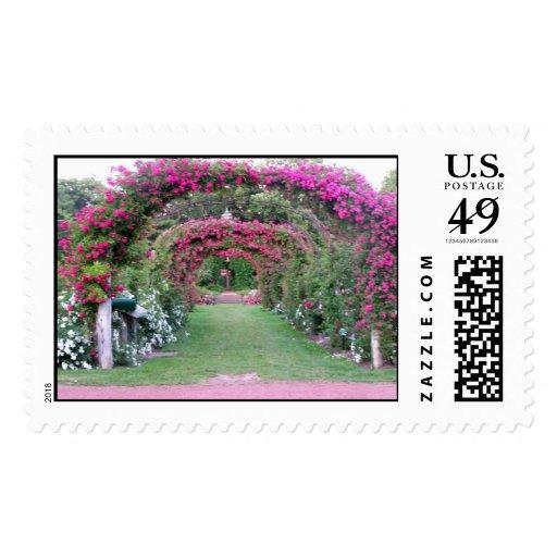 Archways at Elizabeth Park Stamps