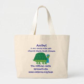 Archy Canvas Bag