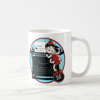 Archy Loves Mehitabel Coffee Mug