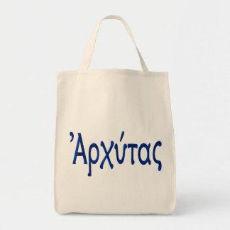 Archytas Tote Bag