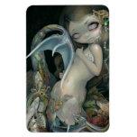 """""""Arcimboldo Mermaid"""" Flex Magnet"""