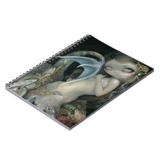 """Arcimboldo Mermaid"" Notebook"