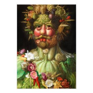Arcimboldo Rudolf II Invitations