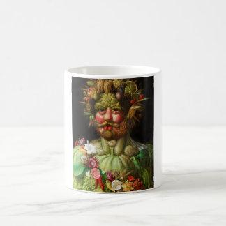 Arcimboldo Rudolf II Mug