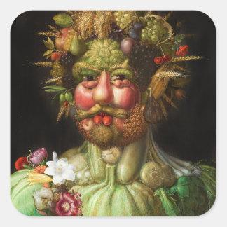 Arcimboldo Rudolf II Stickers