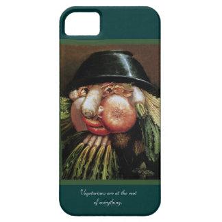 Arcimboldo - The Green Grocer - for Vegetarians iPhone SE/5/5s Case