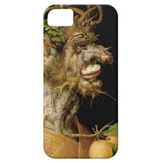 Arcimboldo Winter iPhone 5/5S Cases