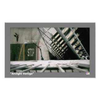 Arclight Vertigo Satin Photo Print 15 10 x 9 16