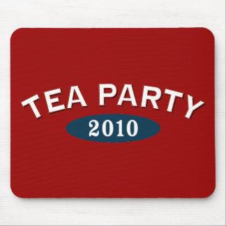 Arco 2010 de la fiesta del té mousepads