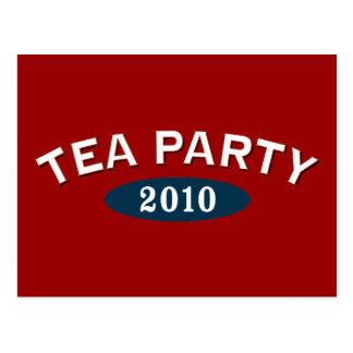 Arco 2010 de la fiesta del té postal