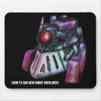 Arco a sus overlords del robot mousepads