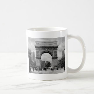 Arco cuadrado de Washington Tazas