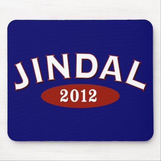Arco de Bobby Jindal 2012 Tapete De Ratones