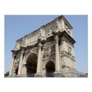 Arco de Constantina Póster