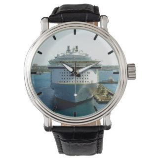 Arco de fascinación relojes de pulsera