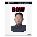 arco de Kim Jong-il Skins Para elNOOK