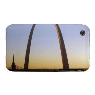 Arco de la entrada, St. Louis, MES Carcasa Para iPhone 3