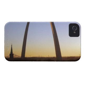 Arco de la entrada, St. Louis, MES Carcasa Para iPhone 4 De Case-Mate