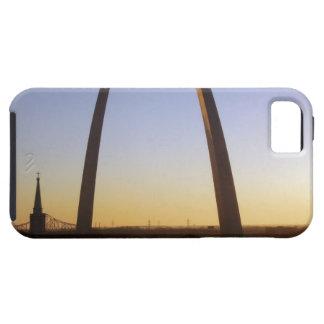 Arco de la entrada, St. Louis, MES iPhone 5 Case-Mate Protector