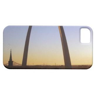 Arco de la entrada, St. Louis, MES iPhone 5 Fundas