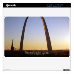 Arco de la entrada, St. Louis, MES Calcomanías Para MacBook Air