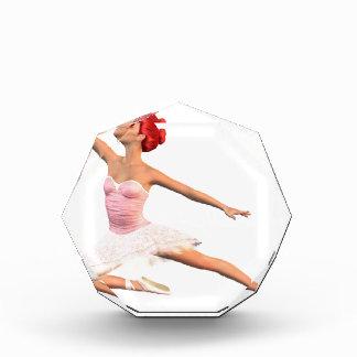 Arco de la etapa del ballet