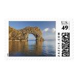 Arco de la puerta de Durdle, patrimonio mundial Sellos Postales