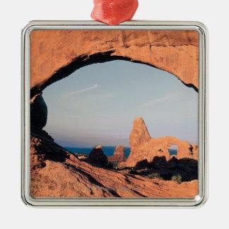 Arco de la torrecilla arcos parque nacional Utah Ornamento Para Reyes Magos