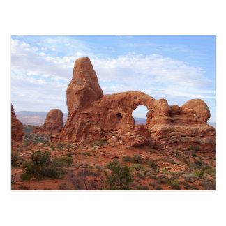 Arco de la torrecilla, arcos parque nacional, Utah Postales