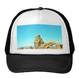 Arco de la torrecilla - parque nacional de los arc gorras de camionero