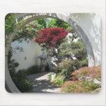 Arco de los bonsais - arboreto nacional, C.C. de W Alfombrillas De Raton