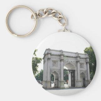 Arco de mármol, Londres Llaveros Personalizados