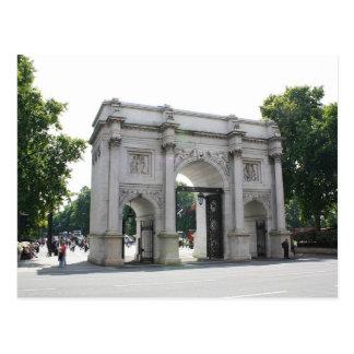 Arco de mármol, Londres Tarjetas Postales