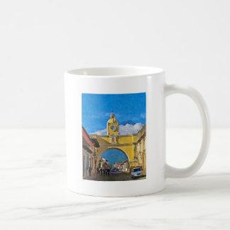 Arco de Merced del La - Antigua Taza Clásica