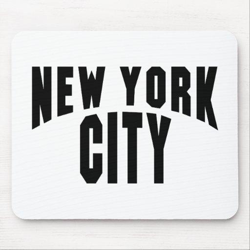 Arco de New York City Tapetes De Raton