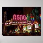 Arco de Reno Poster