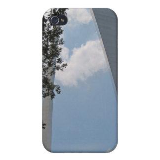 Arco de St. Louis iPhone 4 Carcasas
