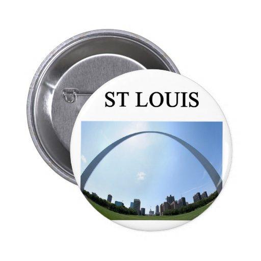 Arco de ST. LOUIS Missouri Pins