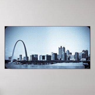arco de St Louis Posters