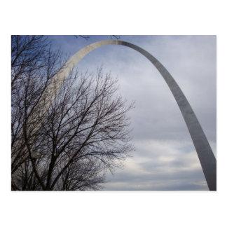 Arco de St. Louis Postales