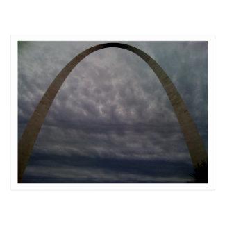 Arco de St. Louis Tarjetas Postales