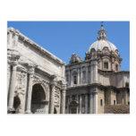 Arco de Titus, Roma -   arquitectura clásica Tarjetas Postales