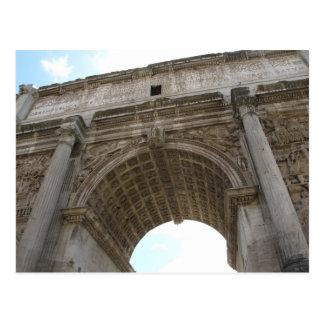 Arco de Titus Postal